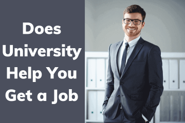 Does University Help You Get a Job