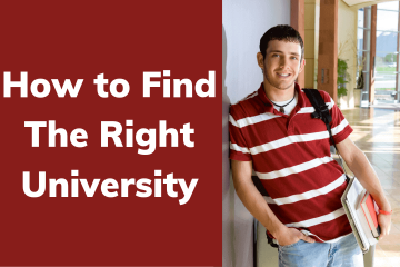 How to Find The Right University