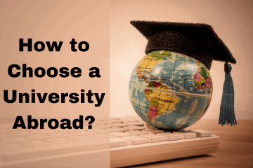 How to Choose a University Abroad